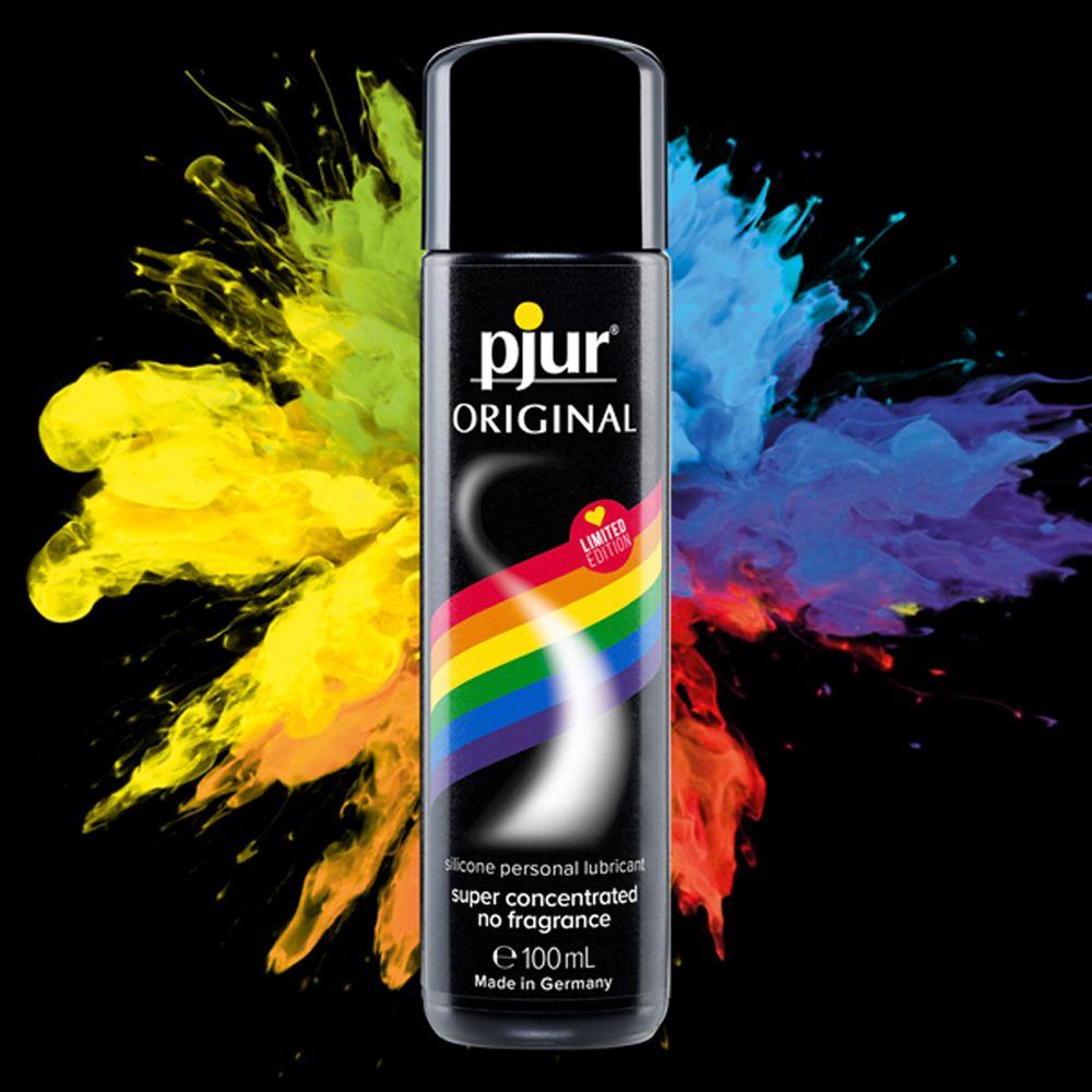 Pjur Original Rainbow Edition 100ml