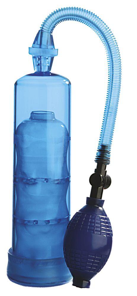 Nanma Extreme Enlargement Pump Cylinder Blue 7.5in