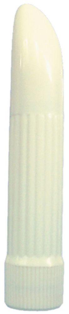 ABS Lady Finger Bulk White 4.5in