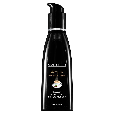 Wicked Sensual Care Aqua Mocha Java 60ml
