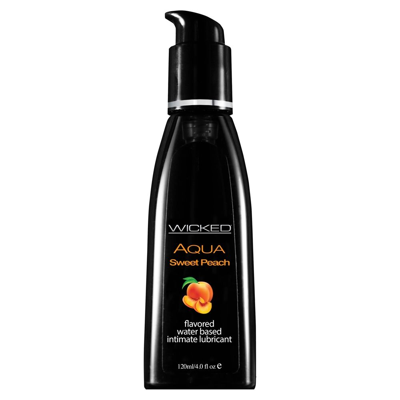 Wicked Sensual Care Aqua Peach 120ml