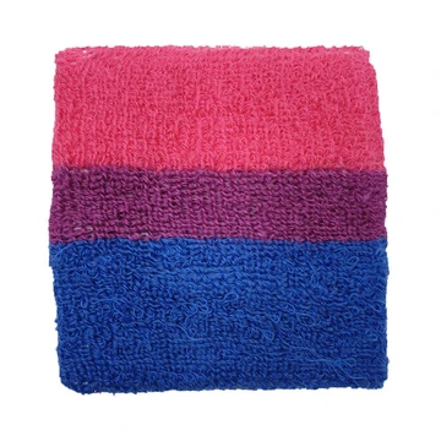 Bisexual sweatband