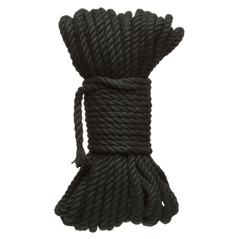 KINK Hogtied Black 50ft