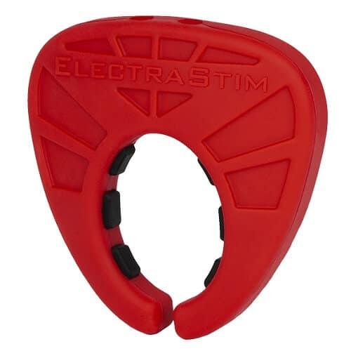 ElectraStim Silicone Fusion Viper Cock Shield Red