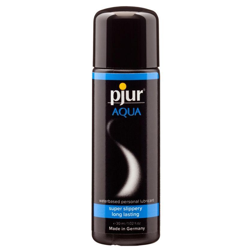 Pjur Aqua Waterbased Lubricant Transparent 30ml