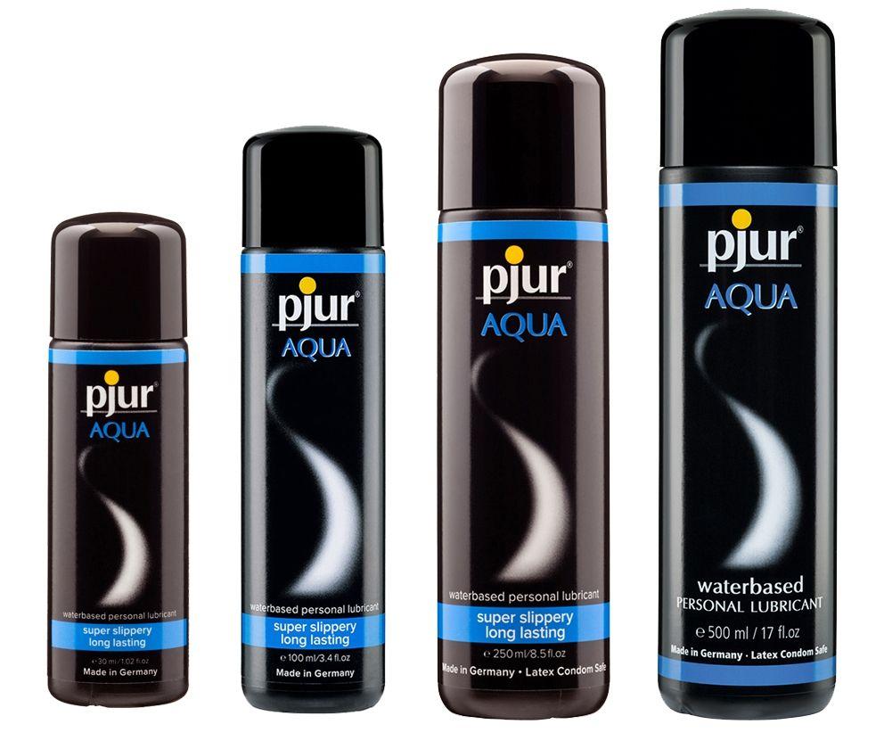 Pjur Aqua Waterbased Lubricant