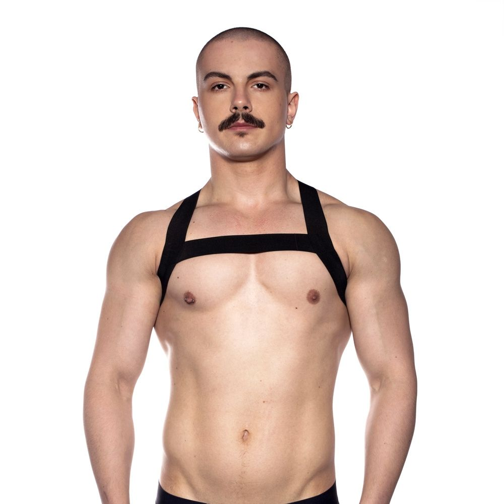 Prowler RED Sports Harness Black/Red
