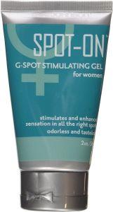 Excite - C-Spot Stimulating Cream - 2 oz.