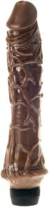 Me You Us Thor Realistic Vibrator Brown 8in