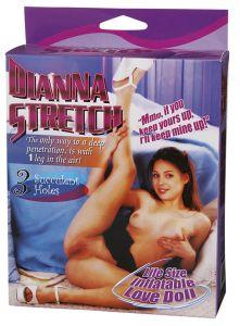 Nanma Dianna Stretch Life Size Love Doll Flesh