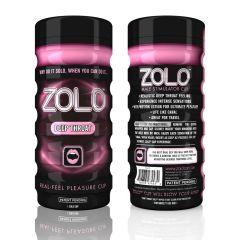 Zolo Deep Throat Cup Pink