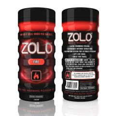 Zolo Fire Cup Black/Red