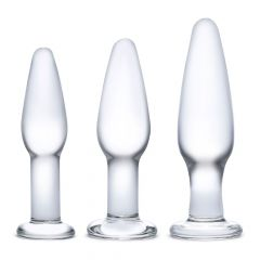 Glas Anal Training Set Pink Assorted