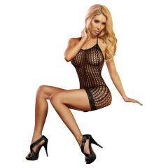 Lapdance Lace Mini Dress Black