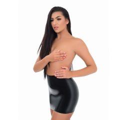 Me You Us Latex Mini Skirt