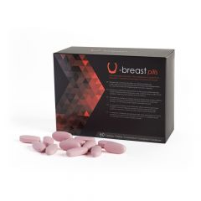U-Range U-Breast Pills Pink 60