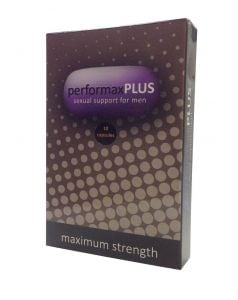 Performax PLUS Sexual Support For Men 10 Pack 450mg