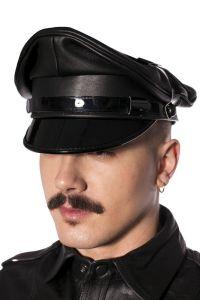 Prowler RED Military Cap Black 59cm