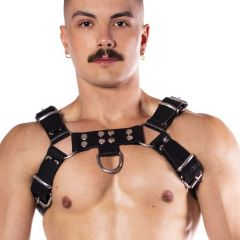 Prowler RED Butch Harness Premium Black Large