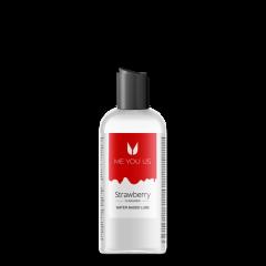 Kinx Aqua Slix Flavoured Water-Based Lubricant Strawberry Strawberry 100ml