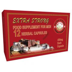Extra Strong Male Tonic Enhancer Red